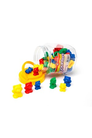 Counting Bears - Jar of 48