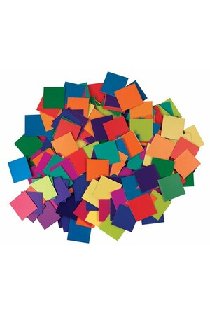 Cardboard Mosaic Squares Giant - Pack of 4000