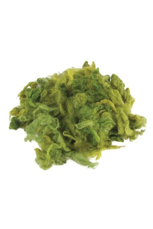 Wool Mix Uncarded - Forest (20g)