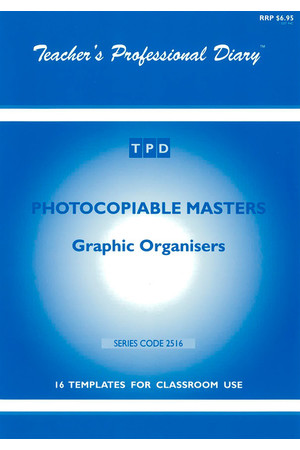 Graphic Organisers - Photocopiable Masters
