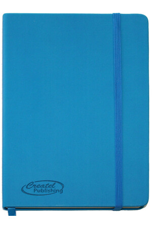 Expression Notebook - Blue