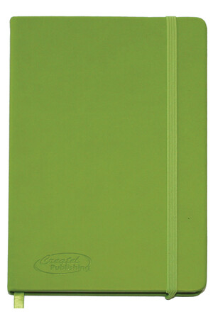 Expression Notebook - Green