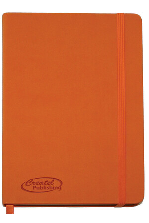 Expression Notebook - Orange