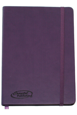 Expression Notebook - Purple