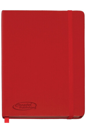 Expression Notebook - Red