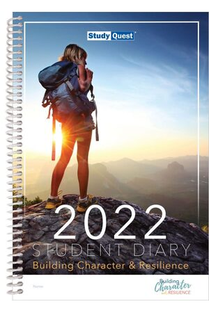 StudyQuest Student Planner 2017