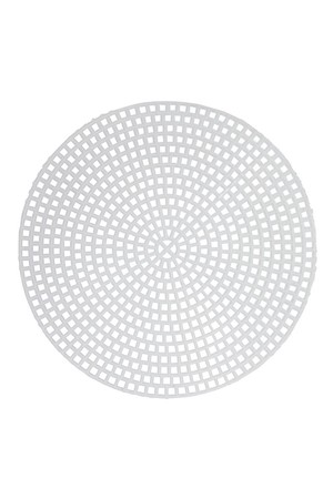Plastic Weaving Circles - Pack of 10
