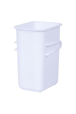 Small Connector Tubs - White