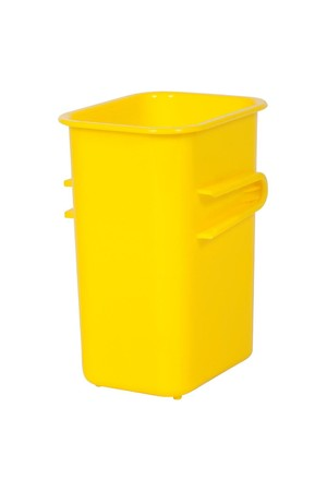 Small Connector Tubs - Yellow