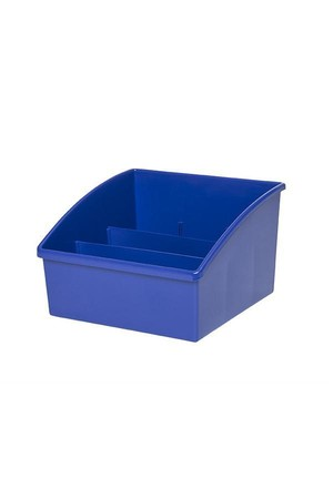 Reading Tub - Primary Blue