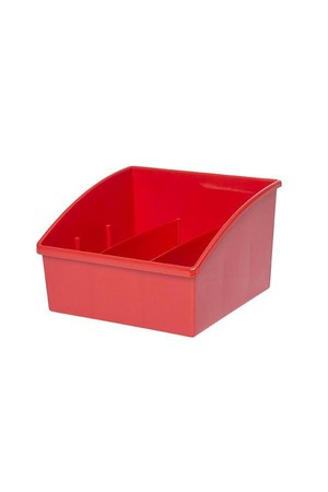 Reading Tub - Primary Red