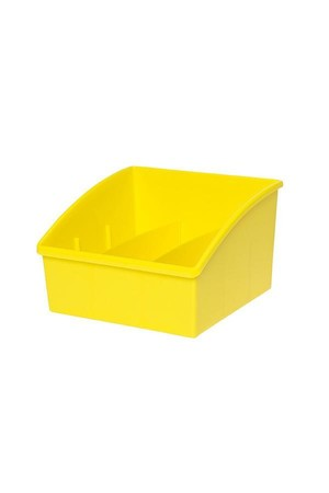 Reading Tub - Primary Yellow