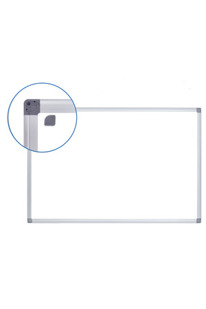 Porcelain Whiteboard - 1500 x 1200mm