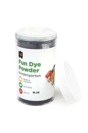 Craft Fun Dye Powder 100gms - Blue