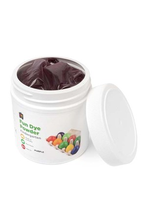 Craft Fun Dye Powder 500gms - Purple