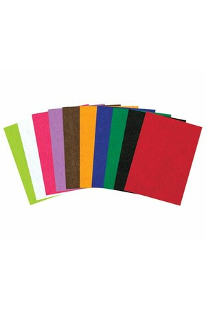 Stiffened Felt (A3) - Pack of 10