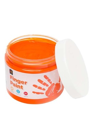 Finger Paint (250ml) - Orange