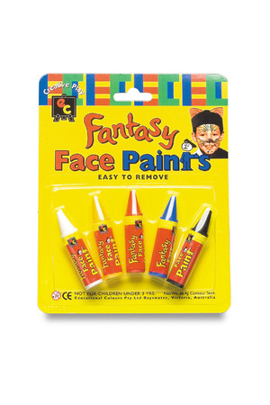Face Paint Crayons: 5pcs