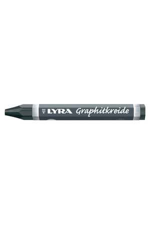 LYRA Graphite Crayon 2B Non Water Soluble - Pack of 12