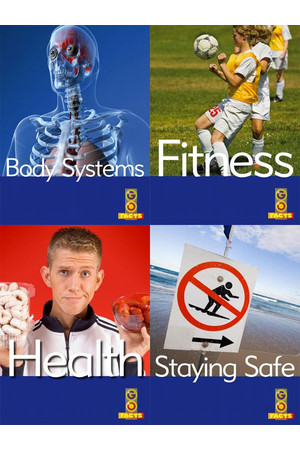 Go Facts - Healthy Bodies: Set