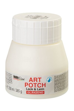 Art Potch Varnish Glue (250mL) - Glossy