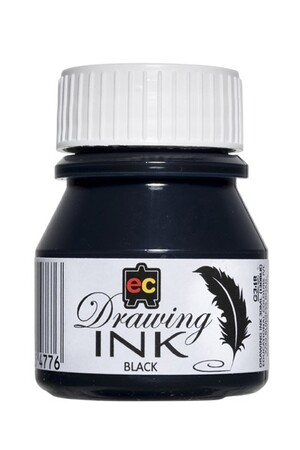 Drawing Ink 30ml Black
