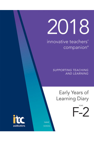 2018 Innovative Teachers' Companion - Early Years (Foundation-Year 2)