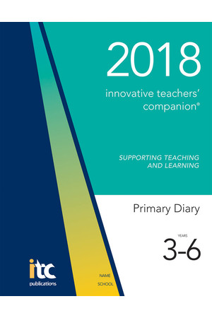 2018 Innovative Teachers' Companion - Primary (Years 3-6)