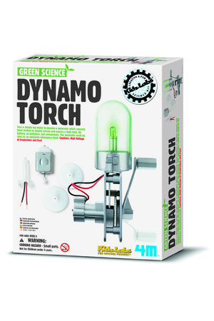 Green Science - Dynamo Torch