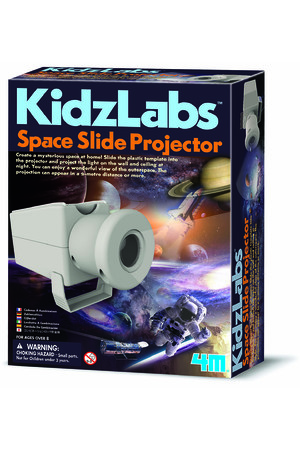 KidzLabs - Space Slide Projector