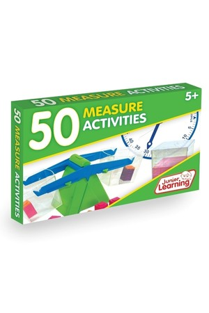 50 Measure Activity Cards