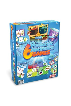 6 Phonemic Awareness Games