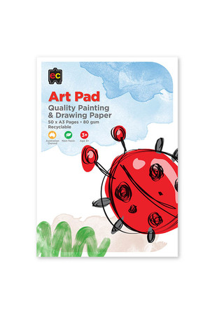 Drawing and Painting Art Pad: Small