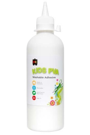Kids PVA Glue 500mL