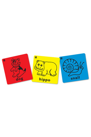 Kinder Rubs: School Set of 12