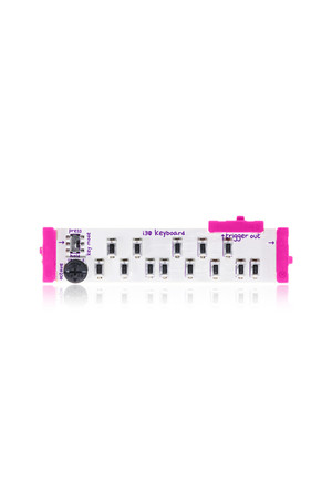 littleBits - Input Bits: Keyboard