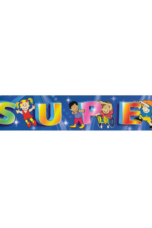 Super Kids Large Border