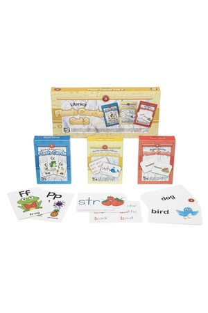 Literacy Flash Cards - Set 3
