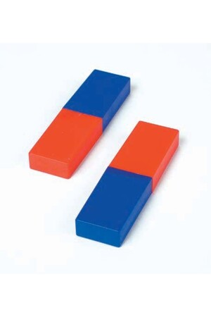 Plastic Cased Magnets - Packet of 2