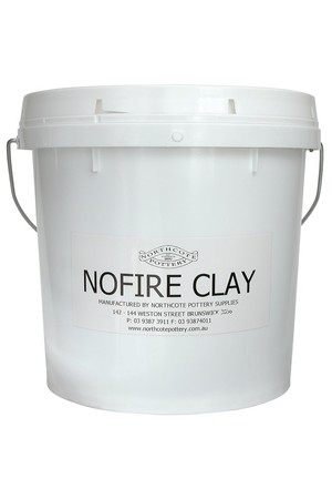 No Fire Clay - 10ltr Bucket