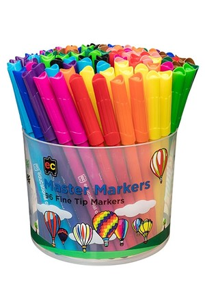 Master Markers – Tub of 96