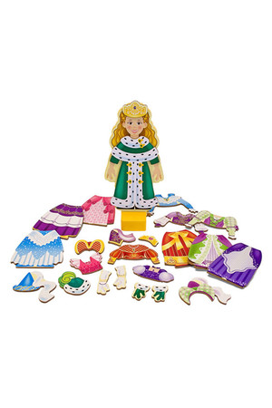 Magnetic Dress-Up - Princess Elise