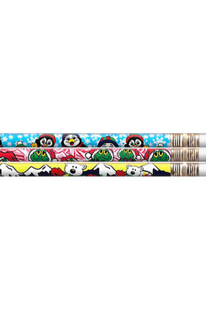 Christmas Kingdom Pencils - Pack of 10
