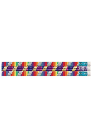 Festive Colours Pencils - Pack of 10
