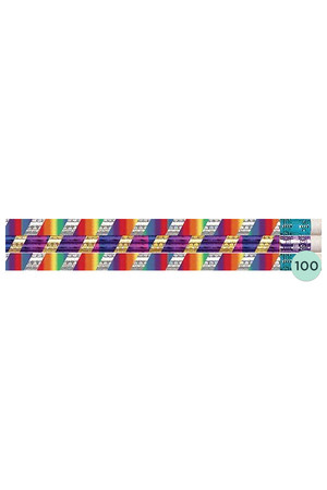 Festive Colours Pencils - Box of 100