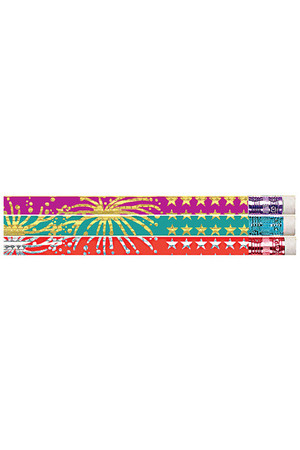 Prism Popper Pencils - Pack of 10