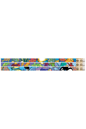 Marine Life Pencils - Pack of 10