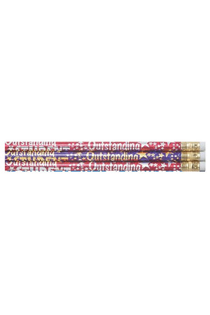 Outstanding Student Pencils - Pack of 10