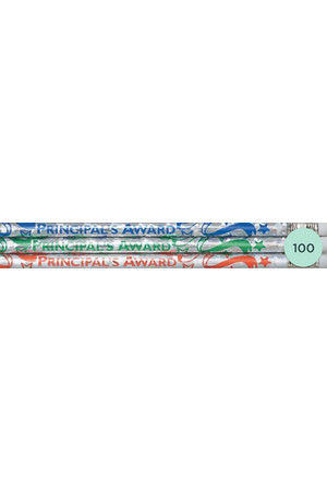 Principal's Award Pencils - Box of 100