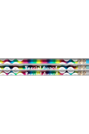 Special Award Pencils  - Pack of 10
